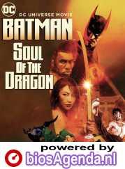 Batman: Soul of the Dragon poster, copyright in handen van productiestudio en/of distributeur