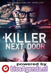 A Killer Next Door poster, copyright in handen van productiestudio en/of distributeur