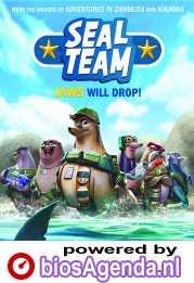 Seal Team poster, copyright in handen van productiestudio en/of distributeur