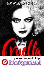 Cruella poster, © 2021 Walt Disney Pictures