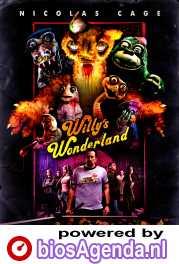 Willy's Wonderland poster, © 2021 Splendid Film