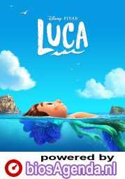Luca poster, © 2021 Walt Disney Pictures