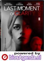 Last Moment of Clarity poster, copyright in handen van productiestudio en/of distributeur