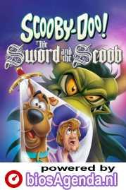 Scooby-Doo! The Sword and the Scoob poster, copyright in handen van productiestudio en/of distributeur