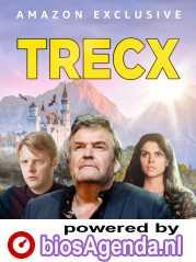 Treckx poster, copyright in handen van productiestudio en/of distributeur