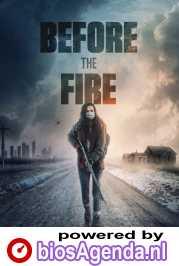 Before the Fire poster, copyright in handen van productiestudio en/of distributeur