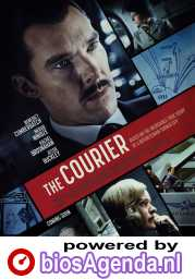 The Courier poster, © 2020 Independent Films