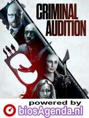 Criminal Audition poster, copyright in handen van productiestudio en/of distributeur