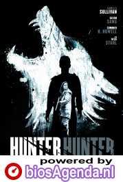 Hunter Hunter poster, copyright in handen van productiestudio en/of distributeur