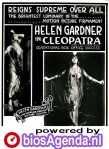 Cleopatra poster, copyright in handen van productiestudio en/of distributeur