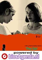 The Girl and the Spider poster, copyright in handen van productiestudio en/of distributeur