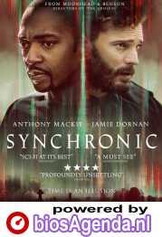 Synchronic poster, copyright in handen van productiestudio en/of distributeur