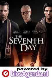 The Seventh Day poster, copyright in handen van productiestudio en/of distributeur