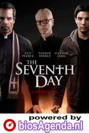 The Seventh Day poster, copyright in handen van productiestudio en/of distributeur