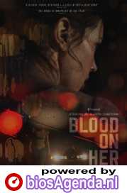 Blood on Her Name poster, copyright in handen van productiestudio en/of distributeur