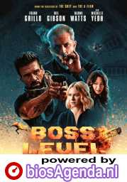 Boss Level poster, © 2020 Dutch FilmWorks