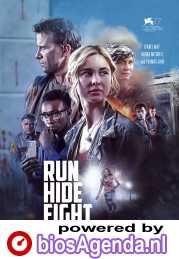 Run Hide Fight poster, copyright in handen van productiestudio en/of distributeur