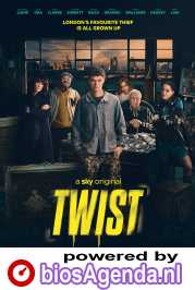 Twist poster, © 2021 Gusto Entertainment