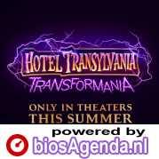 Hotel Transylvania 4 poster, copyright in handen van productiestudio en/of distributeur
