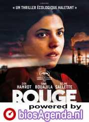 Rouge poster, copyright in handen van productiestudio en/of distributeur