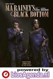 Ma Rainey's Black Bottom poster, copyright in handen van productiestudio en/of distributeur