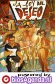 La ley del deseo poster, copyright in handen van productiestudio en/of distributeur