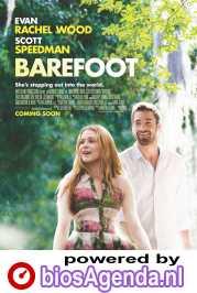 Barefoot poster, copyright in handen van productiestudio en/of distributeur