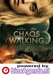 Chaos Walking poster, © 2021 Independent Films