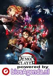 Demon Slayer the Movie: Mugen Train poster, © 2020 Periscoop Film