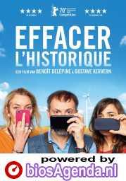Effacer l'historique poster, © 2020 September