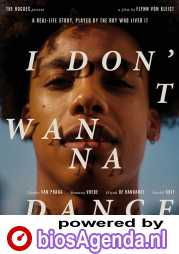 I don't wanna dance poster, © 2020 Gusto Entertainment