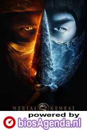 Mortal Kombat poster, © 2021 Warner Bros.