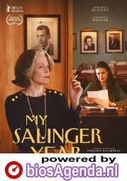 My Salinger Year poster, © 2020 Paradiso
