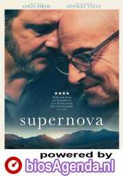 Supernova poster, © 2020 Cinéart