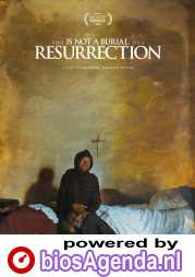 This Is Not a Burial, It's a Resurrection poster, © 2019 MOOOV Film Distribution