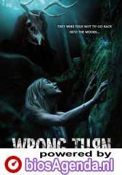 Wrong Turn poster, © 2021 Dutch FilmWorks