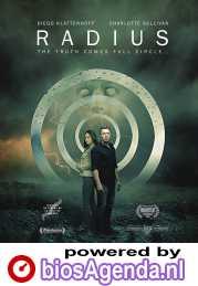 Radius poster, copyright in handen van productiestudio en/of distributeur