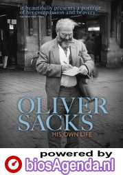 Oliver Sacks: His Own Life poster, © 2019 Periscoop Film