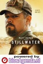 Stillwater poster, copyright in handen van productiestudio en/of distributeur