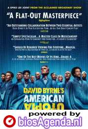David Byrne's American Utopia poster, © 2020 Universal Pictures International