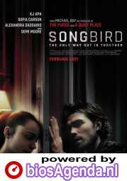 Songbird poster, © 2020 Independent Films