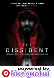 The Dissident poster, © 2020 Independent Films