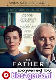 The Father poster, © 2020 Cinéart
