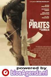 The Pirates of Somalia poster, copyright in handen van productiestudio en/of distributeur
