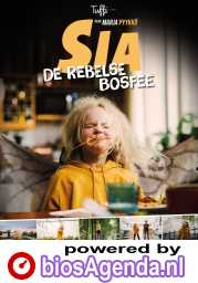 Sia, de Rebelse Bosfee poster, © 2021 In the air