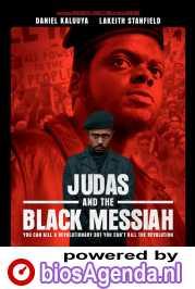 Judas and the Black Messiah poster, © 2021 Warner Bros.