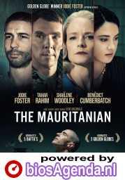 The Mauritanian poster, © 2021 Dutch FilmWorks