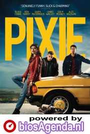 Pixie poster, copyright in handen van productiestudio en/of distributeur