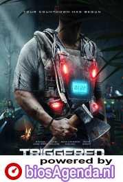 Triggered poster, copyright in handen van productiestudio en/of distributeur