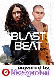 Blast Beat poster, copyright in handen van productiestudio en/of distributeur